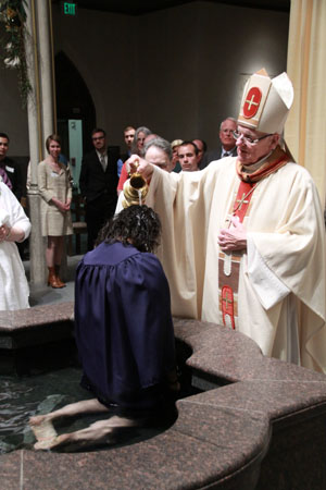 baptism of adults