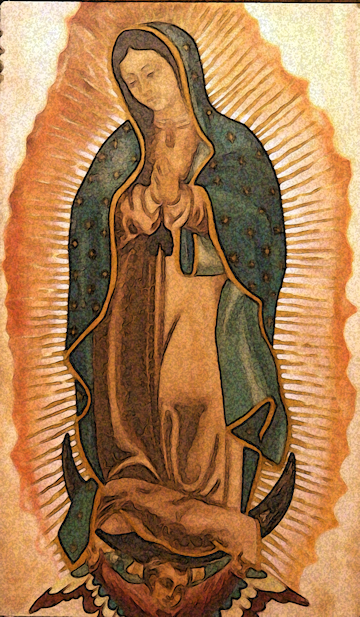 saints our lady guadalupe
